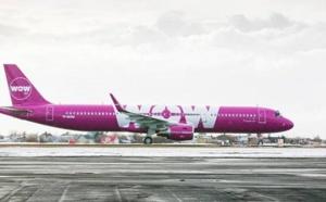 WOW Air double ses fréquences sur sa ligne Paris-Reykjavík
