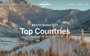 Lonely planet : le Canada élu destination de l'année 2017