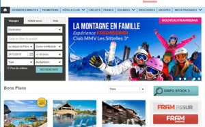 FRAM : le nouveau site Pro met le paquet sur les départs de province