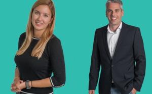 Travix nomme 2 nouveaux directeurs commercial pour l'Europe et la Méditerranée