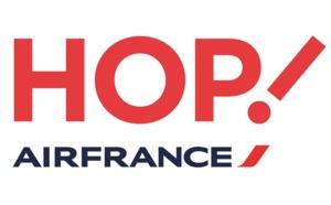 HOP! Air France positionne un A319 entre Perpignan et Paris-Orly
