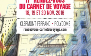 Le Carnet de Voyage vous donne rendez-vous à Clermont-Ferrand !