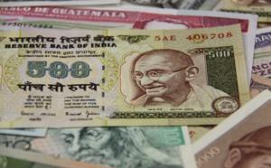 Inde : billets de 500 et 1 000 roupies retirés de la circulation