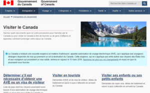 Canada : l'AVE désormais obligatoire pour les voyageurs Français par avion !