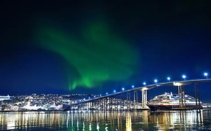 Paris : Hurtigruten partenaire d'une exposition dédiée aux aurores boréales