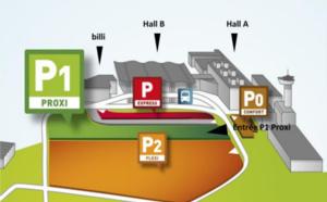 Aéroport de Bordeaux : nouveau parking pour les déplacements courts