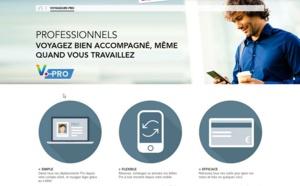 TPE, PME :  Voyages-sncf.com lance V.Pro une nouvelle plateforme pour les voyageurs pros