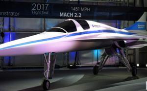 Baby Boom : le futur avion supersonique qui fera Paris-New York en 3h