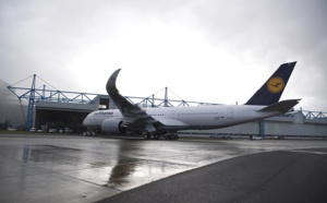 Lufthansa recevra son premier Airbus A350-900 le 19 décembre 2016