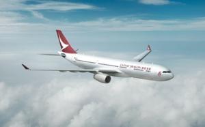 Hong Kong : Dragonair rebaptisée Cathay Dragon