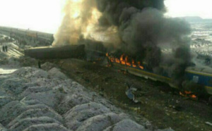 Iran : au moins 31 morts après une collision entre deux trains