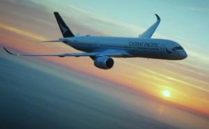 Cathay Pacific tient bon face à la désaffection des touristes asiatiques