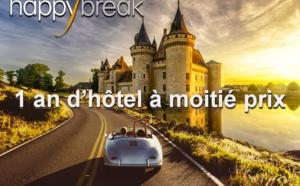 Hôtellerie : Happybreak lève 1 million d'euros