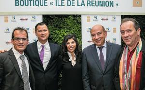 Paris : l'Ile de La Réunion a pignon sur rue