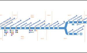 RER B : pas de train vers l'aéroport Roissy-Charles de Gaulle jusqu'à mercredi 7 décembre 2016