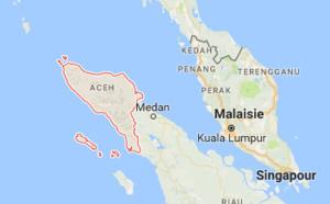 Séisme en Indonésie : au moins 97 morts dans le nord de l'île de Sumatra
