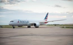 American Airlines : vols Dallas-Paris en B787-9 Dreamliner dès janvier 2017