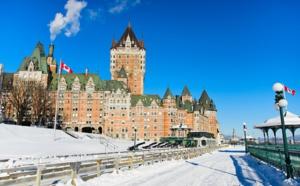 La case de l'Oncle Dom : En passant par le Québec, avec mes gros sabots…