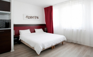 Residhotel : A 46 studios and apartments new property opens in Lille