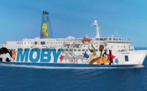 Moby va lancer des croisières vers Bastia au départ de Nice