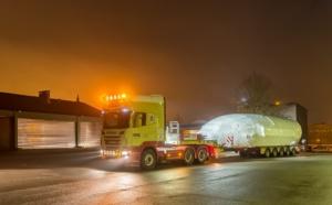 Luxair réceptionne un nouveau simulateur d'évacuation pour son personnel navigant