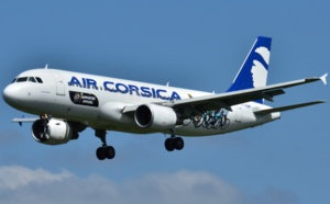 Air Corsica va voler sur Paris CDG depuis Bastia et Ajaccio