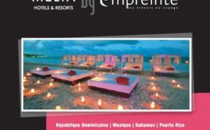Empreinte édite une brochure avec la chaîne hôtelière Melia