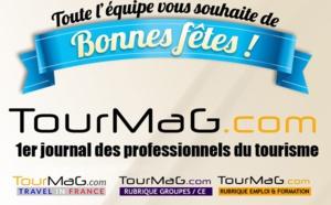 Vacances de Noël : la newsletter de TourMaG.com de retour le 2 janvier 2017