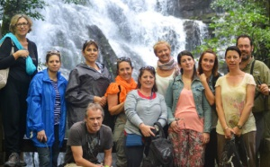 Empreinte emmène 12 pros du tourisme à la découverte du Costa Rica