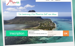 E-learning : L'Île Maurice fait gagner des places en éductour