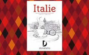 Italie : Donatello enrichit sa production en 2017