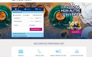 Aigle Azur : le site fait peau neuve