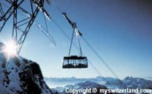 Les TGV Lyria des Neiges : de retour à partir du 20 décembre