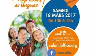 Paris : ouverture des inscriptions pour le salon des séjours linguistiques et des voyages scolaires