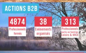 Interface Tourism France : 5 M € de chiffre d'affaires en 2016