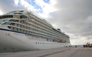 Tunis : le Viking Sea est le premier navire de croisière à faire escale en 2017