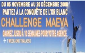 Maeva lance un challenge de ventes pour les agents de voyages