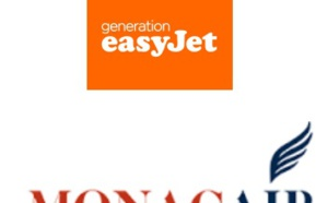 Liaison Nice - Monaco : easyjet noue un partenariat avec Monacair