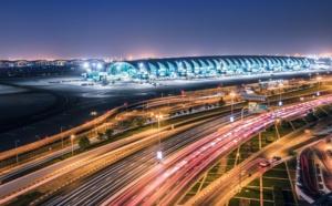 Aéroport international de Dubaï : 83,6 millions de passagers (+7,2 %) en 2016