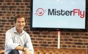 Ça plane pour MisterFly avec un premier exercice à... 111 millions d'euros !