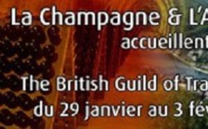 La région de Champagne-Ardenne reçoit 92 journalistes britanniques