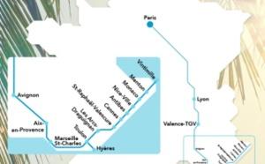 Voyages SNCF : billets Prem's TGV été 2017 pour le Sud-Est de la France en vente dès le 2 février