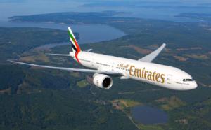 Emirates : 3e vol quotidien entre Dubaï et Nairobi dès le 1er juin 2017