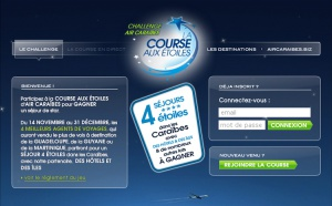 Challenge de ventes : Air Caraïbes lance la course aux étoiles