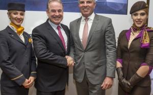 Lufthansa récolte déjà les fruits de son partenariat avec Etihad