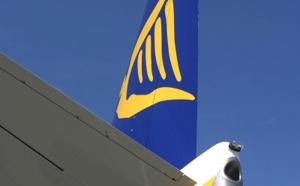 Ryanair : vols Lorient-Londres Stansted dès le 1er juillet 2017