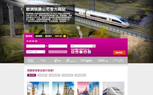 Voyages-Sncf.com compte se relancer en Chine en signant avec Alitrip