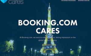 Booking recrute des start-up du tourisme durable