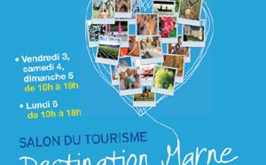 Destination Marne : 9e édition du salon du 3 au 6 mars 2017