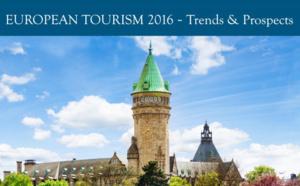 Europe : 620 millions de touristes internationaux (+2 %) en 2016